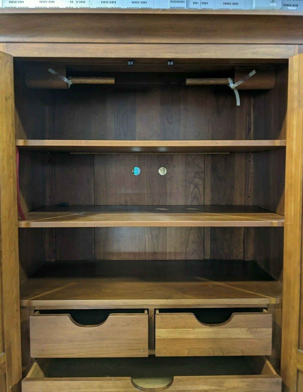 Ethan Armoire Cabinet