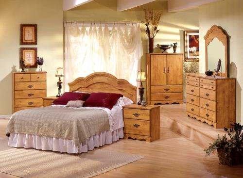 Prairie Collection Armoire Two - Pine by Shore