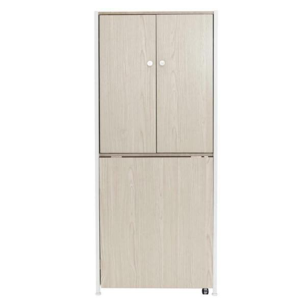 Sew Ready Armoire MDF Craft or Home Office Storage Cabinet w