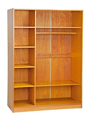 Door Wardrobe/Armoire/Closet Imports, 1 Small 1 Clothing Additional Sold Separately. Assembly