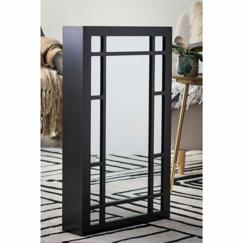 Mainstays Mounted Armoire Black