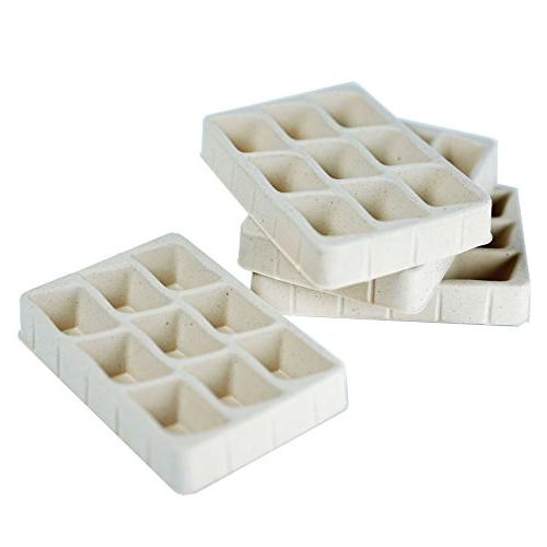 """Hives and Honey TRAY INSERTS """" Jewelry Storage, Sand"""