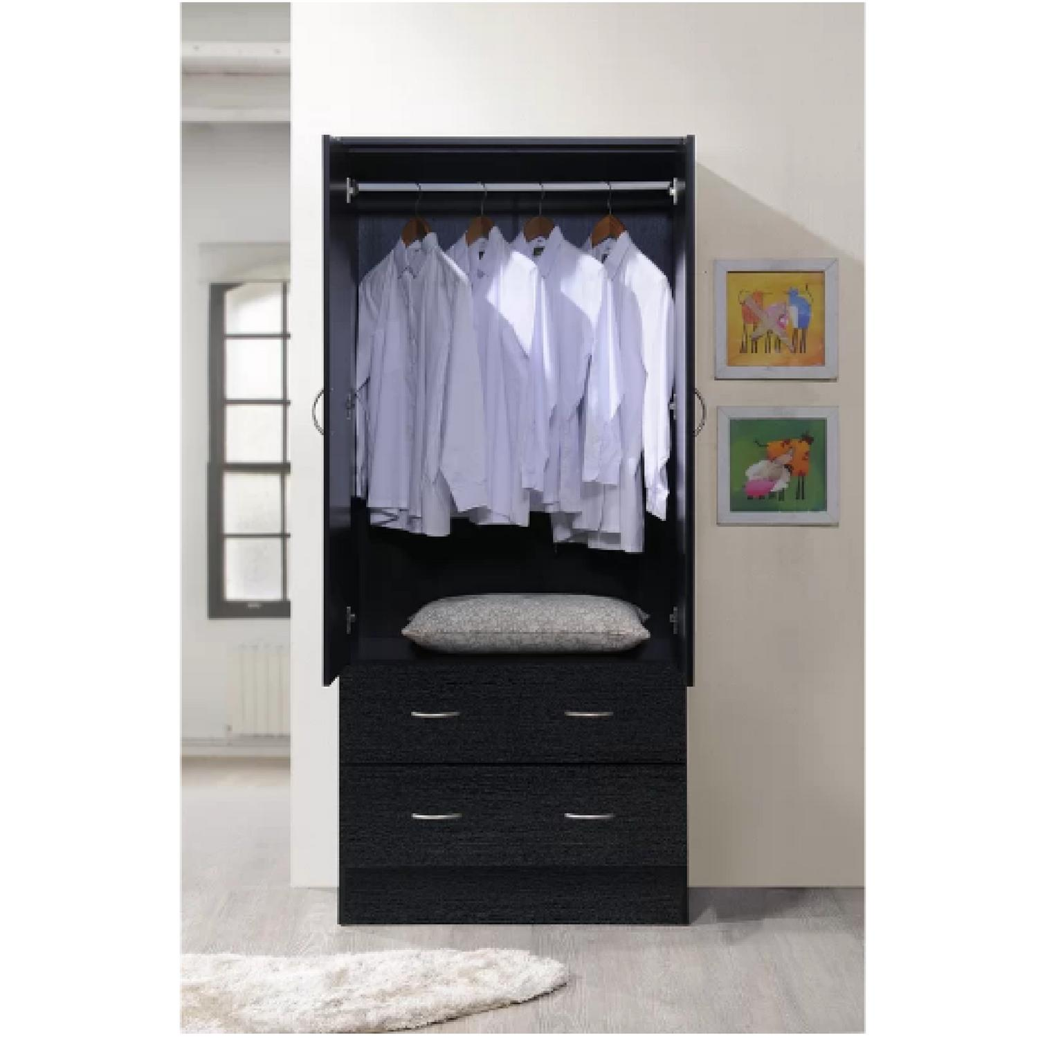 Tall Armoire Cabinet Storage
