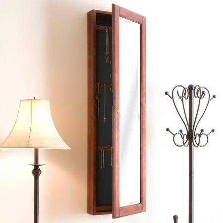 wall mount armoire