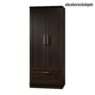 wardrobe storage closet armoire bedroom