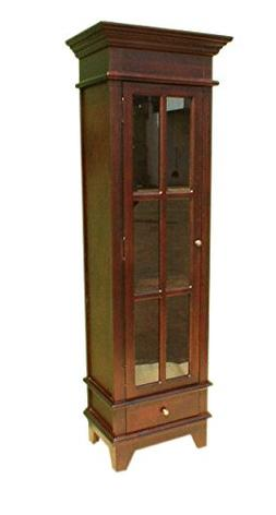 Madison Luxe Collection Fruitwood Cabinet