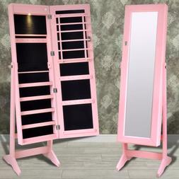 Mirror with <font><b>Jewelry</b></font> <font><b>Armoire</b>