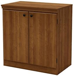 Morgan 31.25 Storage Cabinet, Morgan Cherry