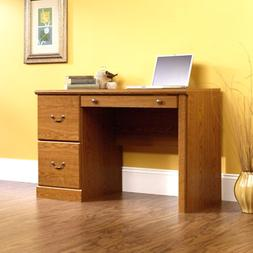 Sauder Orchard Hills Computer Desk, Carolina Oak Finish
