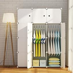 portable closet wardrobe bedroom armoire