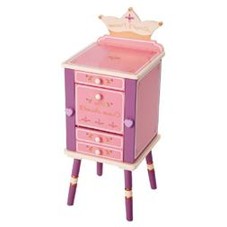 Levels of Discovery Princess Jewelry Cabinet