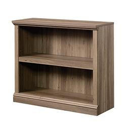 select 2 shelf bookcase salt