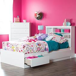 South ShoreTwin Mates Bed  w/ 3 Drawers - 3150212