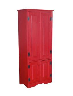 Target Marketing Systems Tall Storage Cabinet with 2 Adjusta