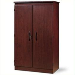 South Shore 7206 Floor Storage Cabinet - 36 x 20 x 60 - Blac