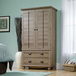 TV Armoire For Flat Screens With Door Clothes Cabinet Wardro