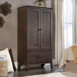 Wardrobe Armoire Storage Closet Cabinet Bedroom Furniture Wo